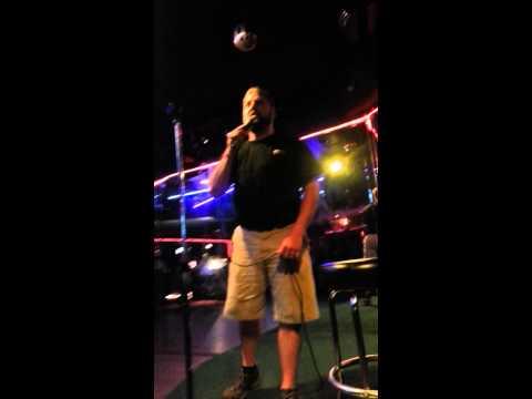 Tiger ambush karaoke practice
