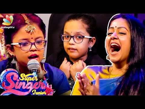 Tejassri, From Special Child to SUPER TALENT   Teju Family Interview   Super Singer Junior 6
