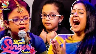 Tejassri From Special Child to SUPER TALENT  Teju Family Interview  Super Singer Junior 6