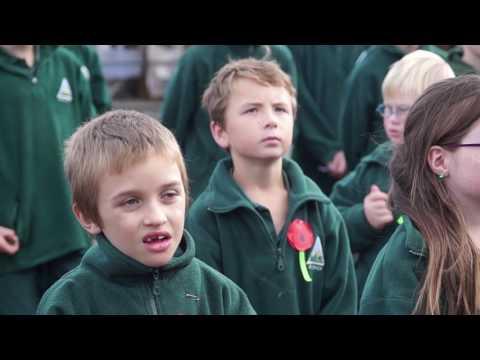 Brunswick School's ANZAC Service 2017