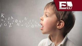 ¿Qué es la dislalia?, problemas de lenguaje en los niños / Salud con Gloria Contreras
