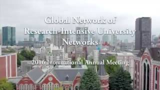 Global Network of Research-Intensive University Networks: 2016 International Annual Meeting thumbnail