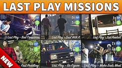 All NEW Gerald LAST PLAY Contact Missions Added in GTA Online (Full Walkthrough)