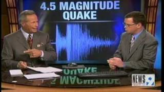 4.5 Magnitude Earthquake Hits Norman Oklahoma