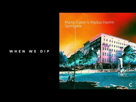 Martin Eyerer & Markus Homm - Springlane (Ryan Crosson Remix) [Culprit]