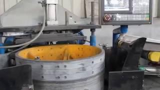 Brake lining produce process
