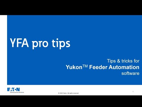 YFA Pro Tips: Grouped control automation function