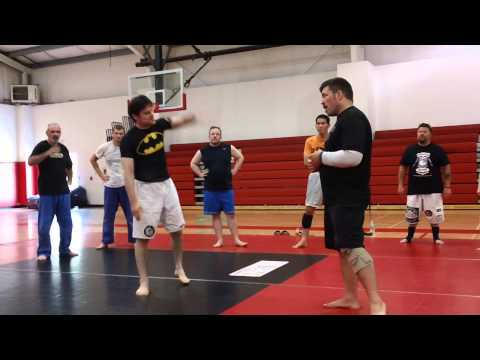 THROWS FOR NO GI GRAPPLING