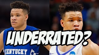 Kevin Knox May Be The Biggest Sleeper In The 2018 NBA Draft