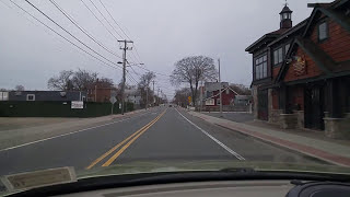 Driving by Huntington Station,New York
