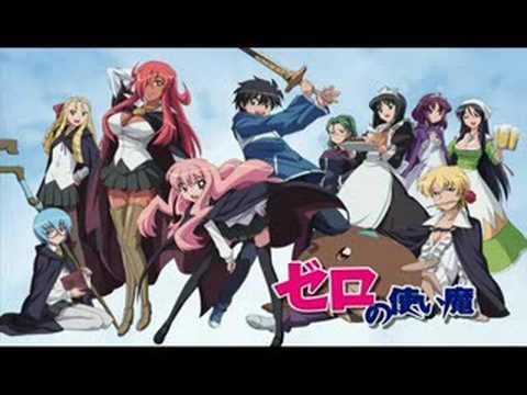 Zero no Tsukaima -Princess no Rondo- Op