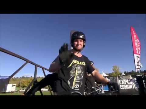 Replay Final UCI BMX Freeestyle Park World Cup - FISE World Edmonton 2016