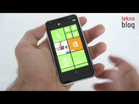 Nokia Lumia 620 İncelemesi