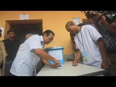 El exlíder guerrillero Francisco Guterres será el próximo presidente de Timor