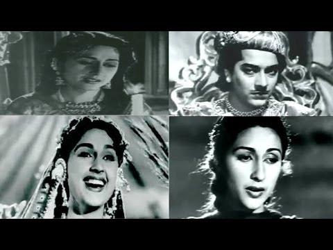 Superhit Songs of Anarkali   Pradeep Kumar, Bina Rai   Classic Bollywood Movie