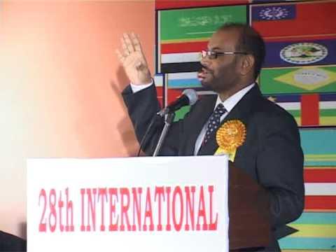 28th International Congress of NRI's - Part 1