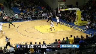 eric moreland posts 12 points 14 rebounds vs the warriors 3 30 2016