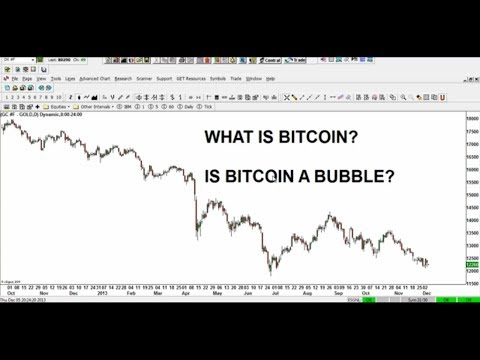 "Bitcoins: The ""New"" New Money, and the Bubble Question..."