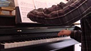 Clint Eastwood/ Lennie Niehaus-The bridges of Madison County (piano solo)