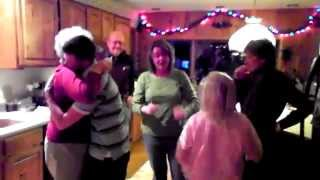 Soldier Surprise His Family On Thanksgiving