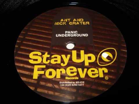 Ant & Nick Grater - Panic Underground