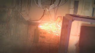 Space Escapes: Incendie sur la station spatiale MIR