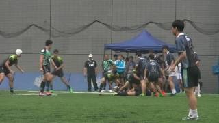 Publication Date: 2016-12-04 | Video Title: 20161119 A grade Rugby 第三場 CTS