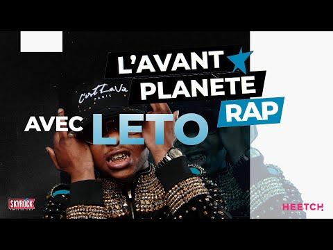 Youtube: L'avant #PlanèteRap avec Leto (EP.1)