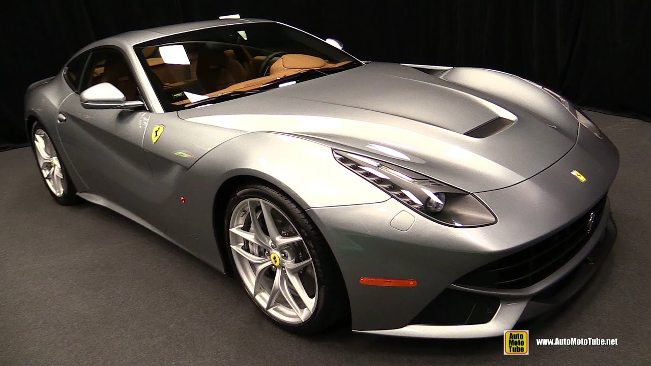 2017 Ferrari F12 Berlinetta - Exterior and Interior ...