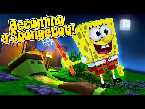 Download Youtube: HOW TO BECOME SPONGEBOB! w/TinyTurtle