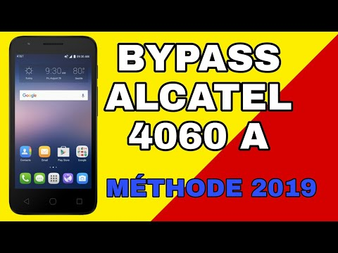 Frp Bypass Alcatel 5044r Without Pc