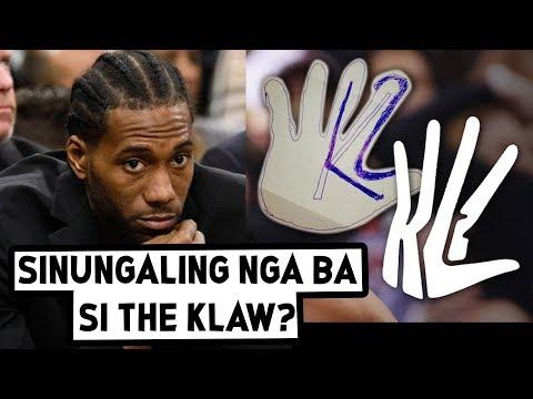 YARE! Kawhi Leonard DINEMANDA Rin Ng Nike Dahil Sa Agawan Ng LOGO | May Ebidensya Ang NIKE?