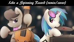 Like a Spinning Record (remix/cover)