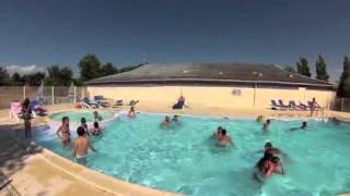 CAMPING DE KERNEJEUNE MORBIHAN SUD BRETAGNE VIDEO