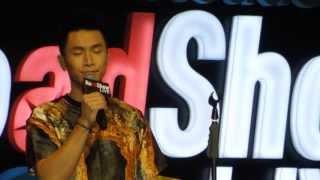 18/4/2013 陳柏宇 - 斷絕來往 ROADSHOW LIVE 陳柏宇& FRIENDS THE NEXT MOMENT音樂會