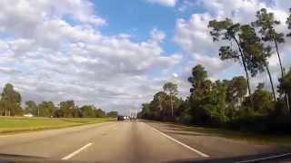 driving from bradenton on i75 to fort myers florida