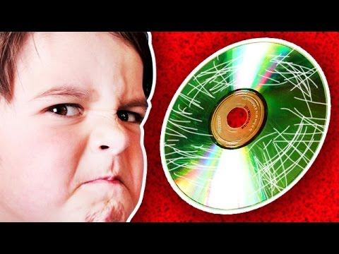 ЧУМОВЫЕ Развлечения Детей 90х! #31 / Сетки и Диски