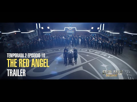 """Promo Star Trek: Discovery - """"The Red Angel"""" S2E10"""