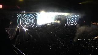 Alesso Live @The Greek intro