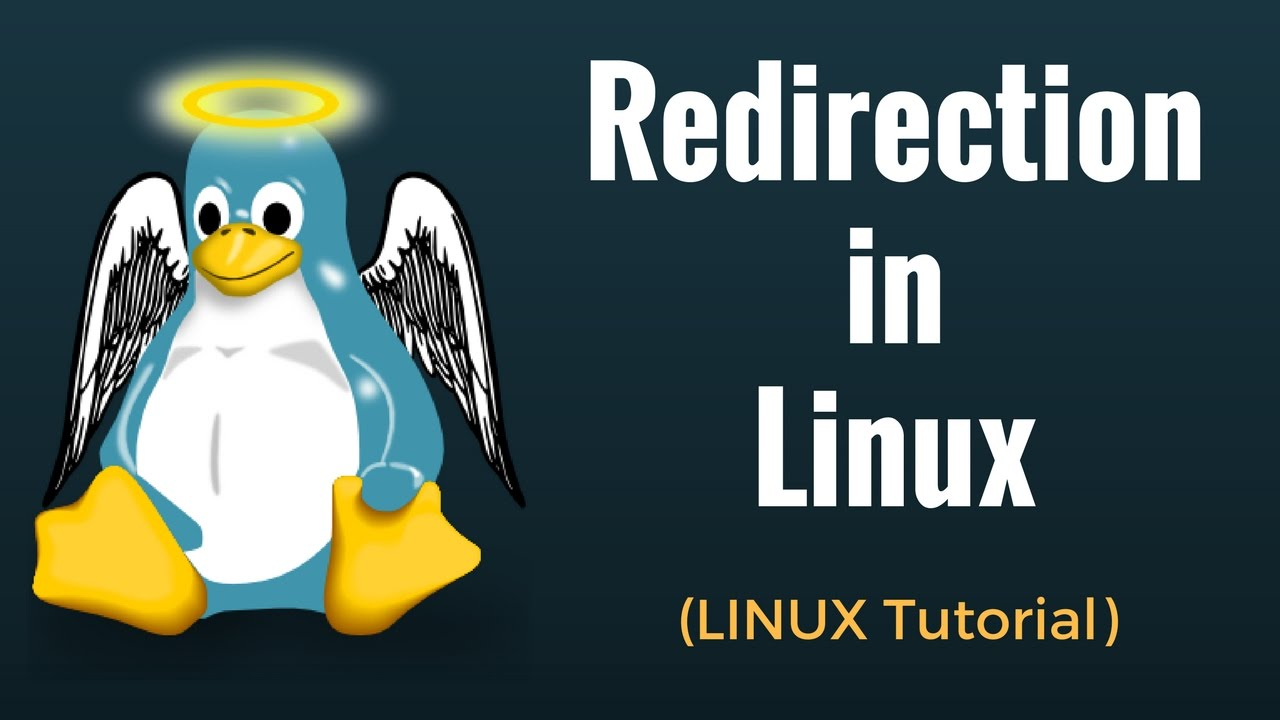Input Output Redirection in Linux/Unix Examples