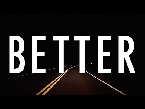 Better - Cody Fry [Official Lyric Video]
