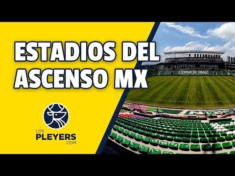¿Cómo son los estadios del Ascenso Mx? I Todo sobre el Ascenso I Los Pleyers
