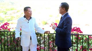 Little Saigon TV phỏng vấn ông Hoàng Kiều tại Hummingbird Nest Ranch của ing - part 3