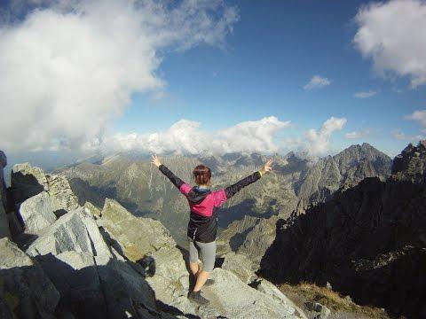 GoPro hike - Rysy 2016 (Slovakia)