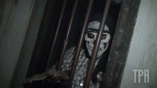 THE EMPTY GRAVE Haunted Attraction 2011 Maze Flow-Through