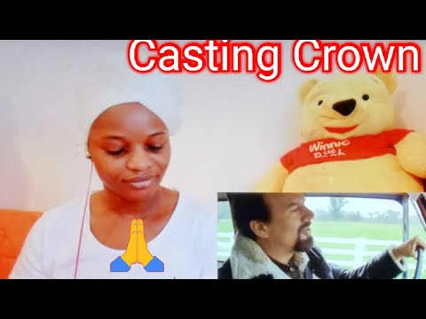 Casting Crowns / ONLY JESUS ( Official music video) REACTION