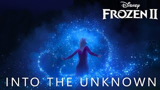 Frozen 2 | Into the Unknown | Disney BE