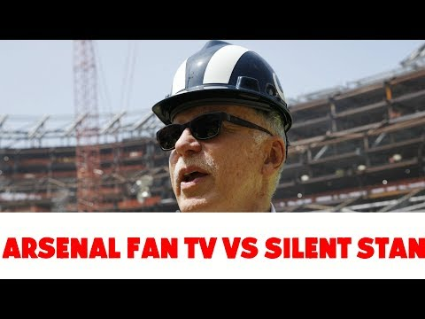 Arsenal Fan TV's Robbie's still got Stan Kroenke reservations