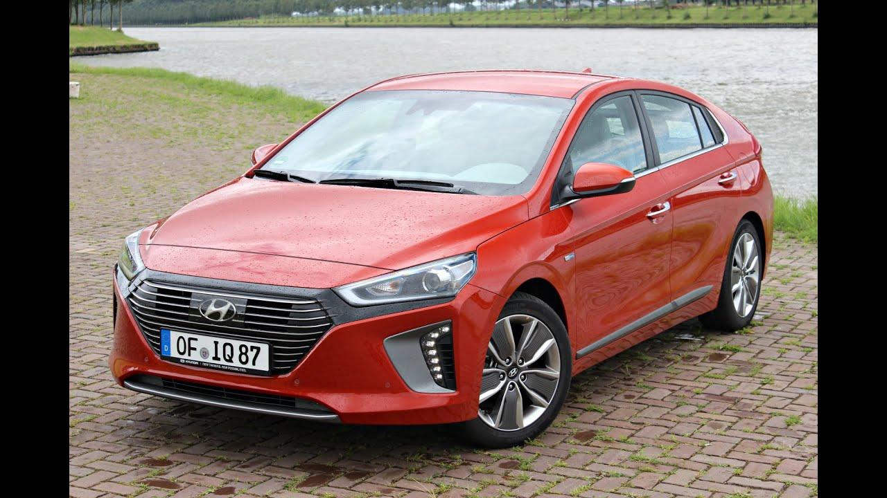 Essai Hyundai Ioniq Hybrid 2016 Tueuse De Toyota Prius