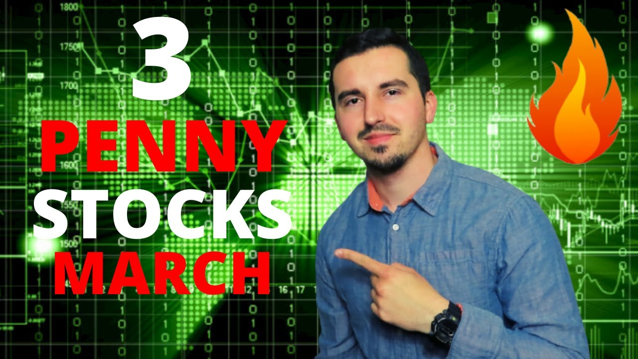 Download 3 Top Penny Stocks To Buy NOW March 2021 !?   MASSIVE Upside Potential   🔥